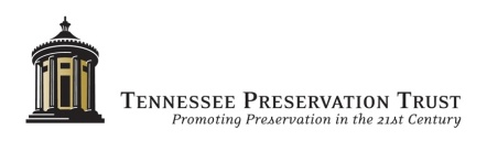 Logo of the Tennessee Preservation Trust