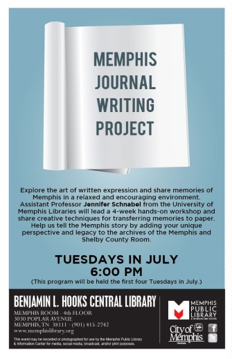Memphis-Journal-Writing-Project-